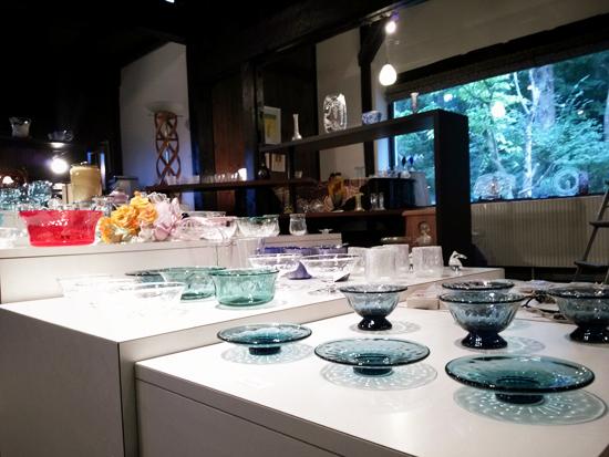 〜 涼・彩の作り手たち 〜 やまがたガラス工房展
