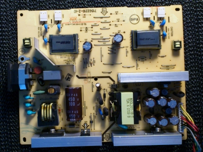 電源インバータ基板 修理