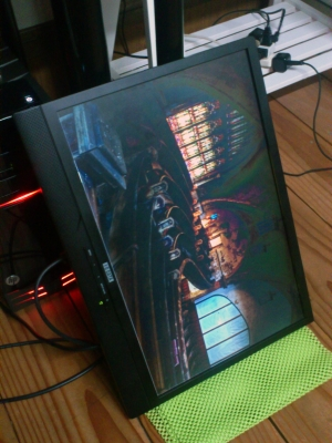 LCD-AD221X