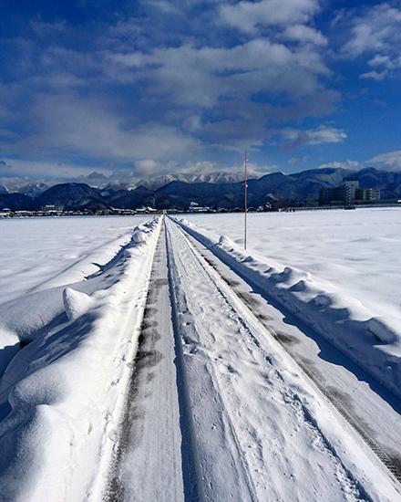 2016 山形 雪