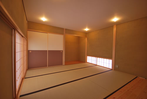 岡山市南区内尾和室