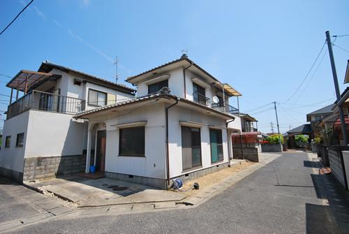 岡山市北区北方リノベーション住宅
