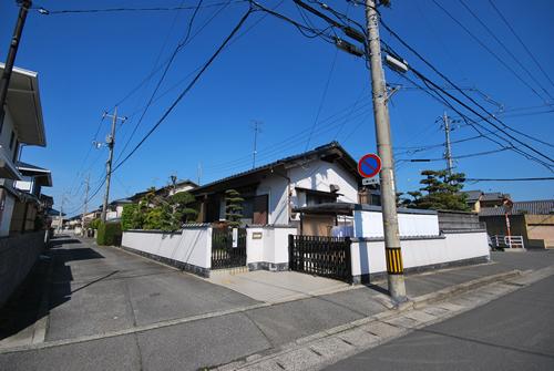 岡山市中区関 中古住宅 外観写真