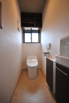 中区関 リノベーション トイレ
