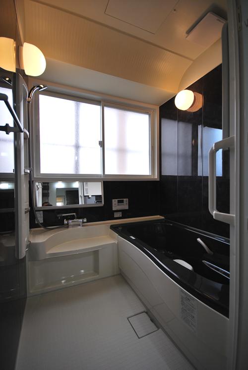 中区関 リノベーション 浴室