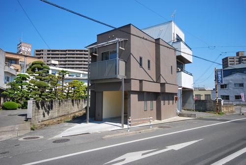 岡山市北区東古松 リノベーション住宅