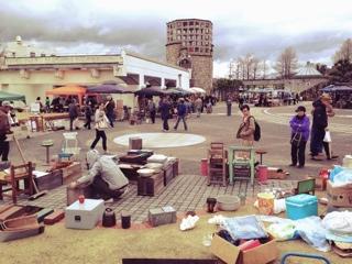 倉敷・懐かしマーケット
