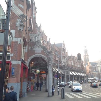 アムステルダム バッロク様式