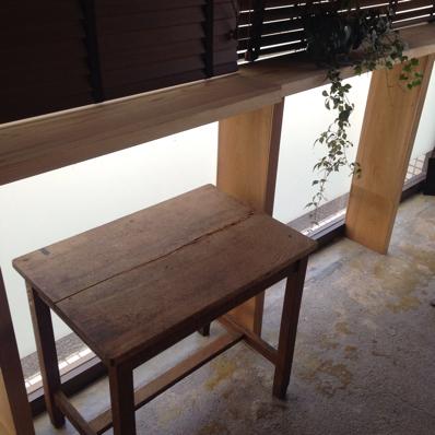 古道具 カフェテーブル