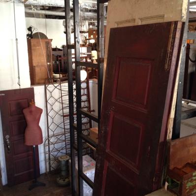イギリスアンティーク ドア 建具
