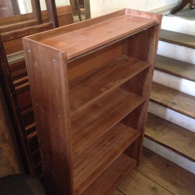 古家具 本棚