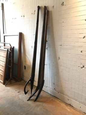 材木屋 古道具