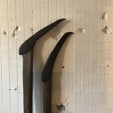 古道具 材木屋