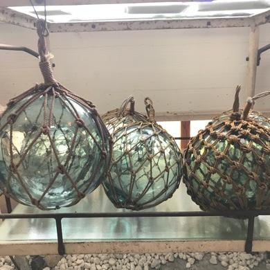 古道具 ガラス玉
