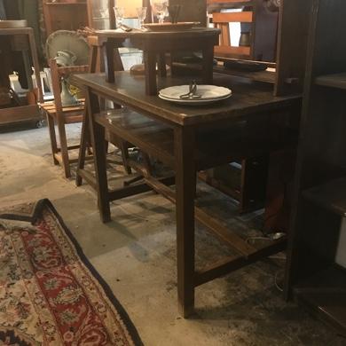 木製テーブル 古家具