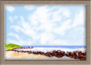 夏の海2010