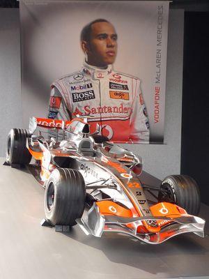 F1 ハミルトン