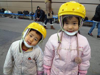 2010年次女(2歳)アイススケートデビューします!