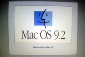 Mac OS X 9.2