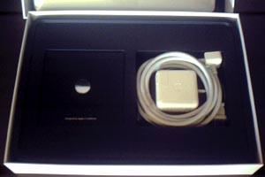 付属品[MacBook Air]