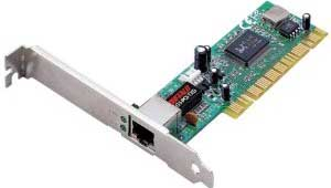 BUFFALO LGY-PCI-TXD PCIバス用 10M/100M LANボード