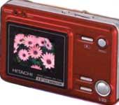 Hitachi HDC-303X(裏)