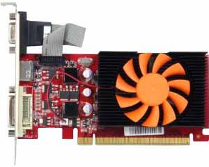 玄人志向 グラフィックボード nVIDIA GeForce GT430 1GB PCI-E LowProfile RGB DVI HDMI DirectX11 空冷ファン GF-GT430-LE1GH