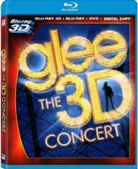 Glee: 3d Concert Movie [Blu-ray] [Import]