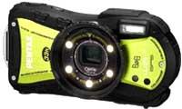 PENTAX 防水デジタルカメラOptio WG-1
