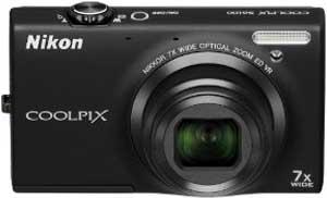 NikonデジタルカメラCOOLPIX S6100