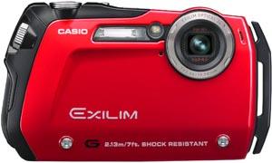 CASIO デジタルカメラ EXILIM-G