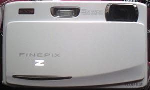 電源ON[FinePix Z950EXR]