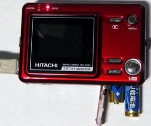 パソコン接続[HDC-303X]