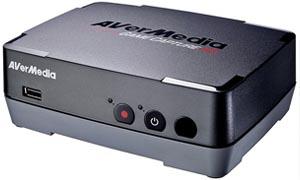 AVerMedia AVT-C281 PCを使わずに高画質録画・再生・静止画キャプチャ