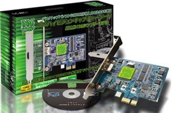 HDMIキャプチャーカード PCI Express (x1)接続 ドリキャプ DC-HC1