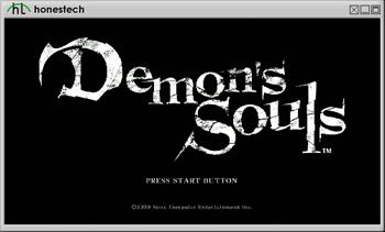 Demons Souls[honestech]