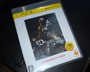 PS3 デモンズソウル THE BEST