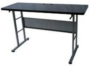DODAI DJT-1480-BK DJプレイ用テーブル