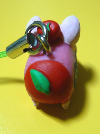 ケツりんご