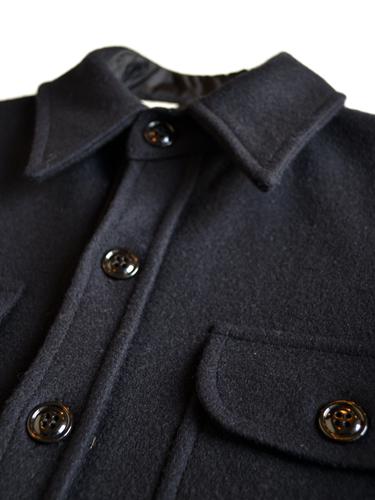 Fidelity wool cpo shirt jacket troupe yaeca for Fidelity cpo shirt jacket