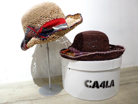 CA4LA モザイクの帽子.jpg
