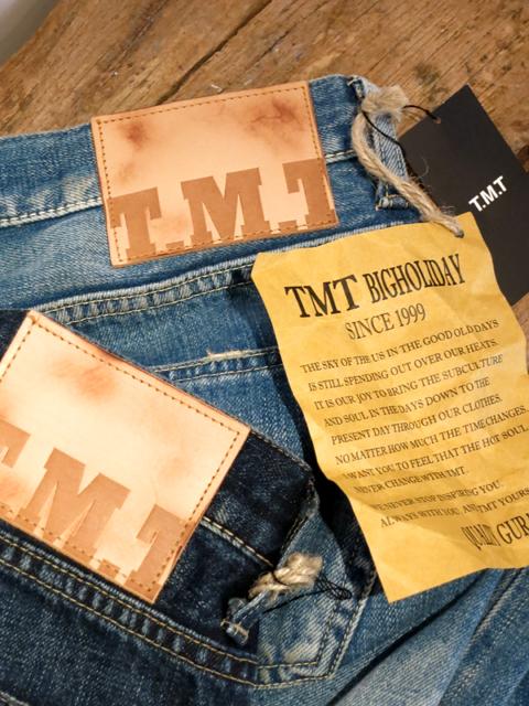 TMT  CUSTOMOIZED TRIP DENIM PANTS.jpg