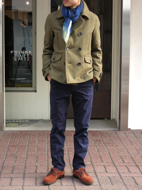 fredperry 2013新作 Pコート (2).jpg
