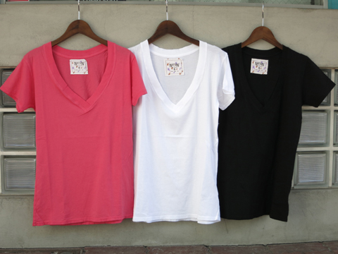 NATION classic v-neck Tシャツ3.JPG