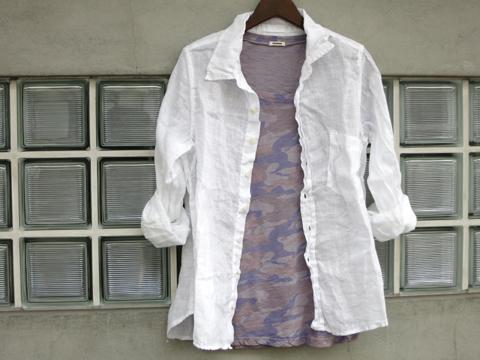 MONROW迷彩クルーネックTシャツ2.JPG