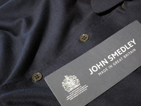 ジョンスメドレー  ポロシャツ (2).jpg