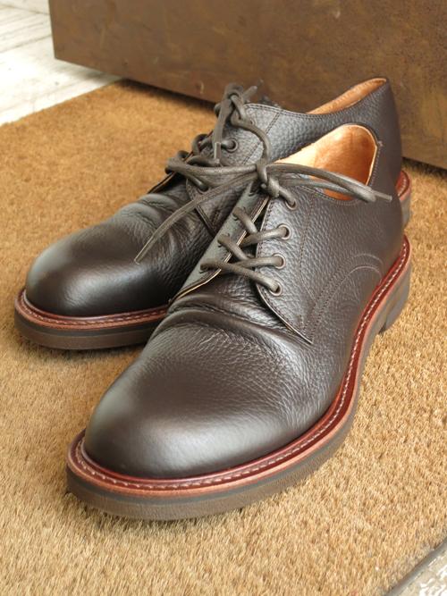 MR.OLIVE ブーツ ポストマン (3).JPG