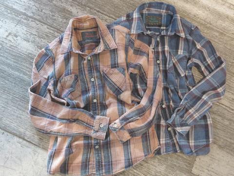 Ron Herman INDIGOシャツ.JPG