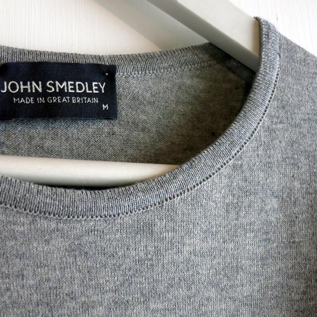 john smedley ジョンスメドレー ニットTシャツ (2).JPG