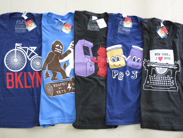 GNOME Tシャツ.JPG